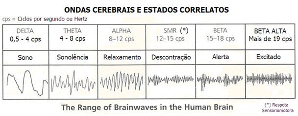 Ondas cerebrais Psicologia Previtali
